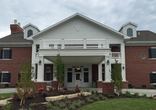 Third CountryHouse in Lincoln, Nebraska celebrated its grand opening in July 2016
