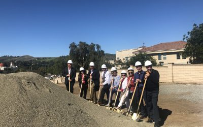 Agemark and Protea Break Ground on Serra Sol Memory Care