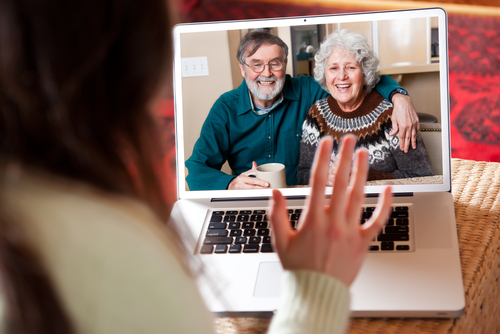 Six Ways To Connect With Your Loved One During Visiting Restrictions